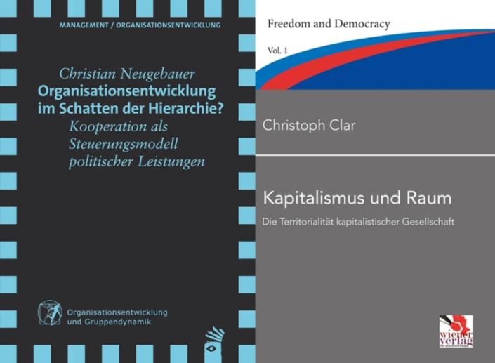 """""""Politik und Kooperation"""" und """"Territorialität und Gesellschaft"""""""